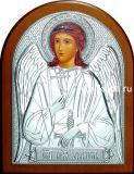 Икона Ангела Хранителя (12*16) в серебре